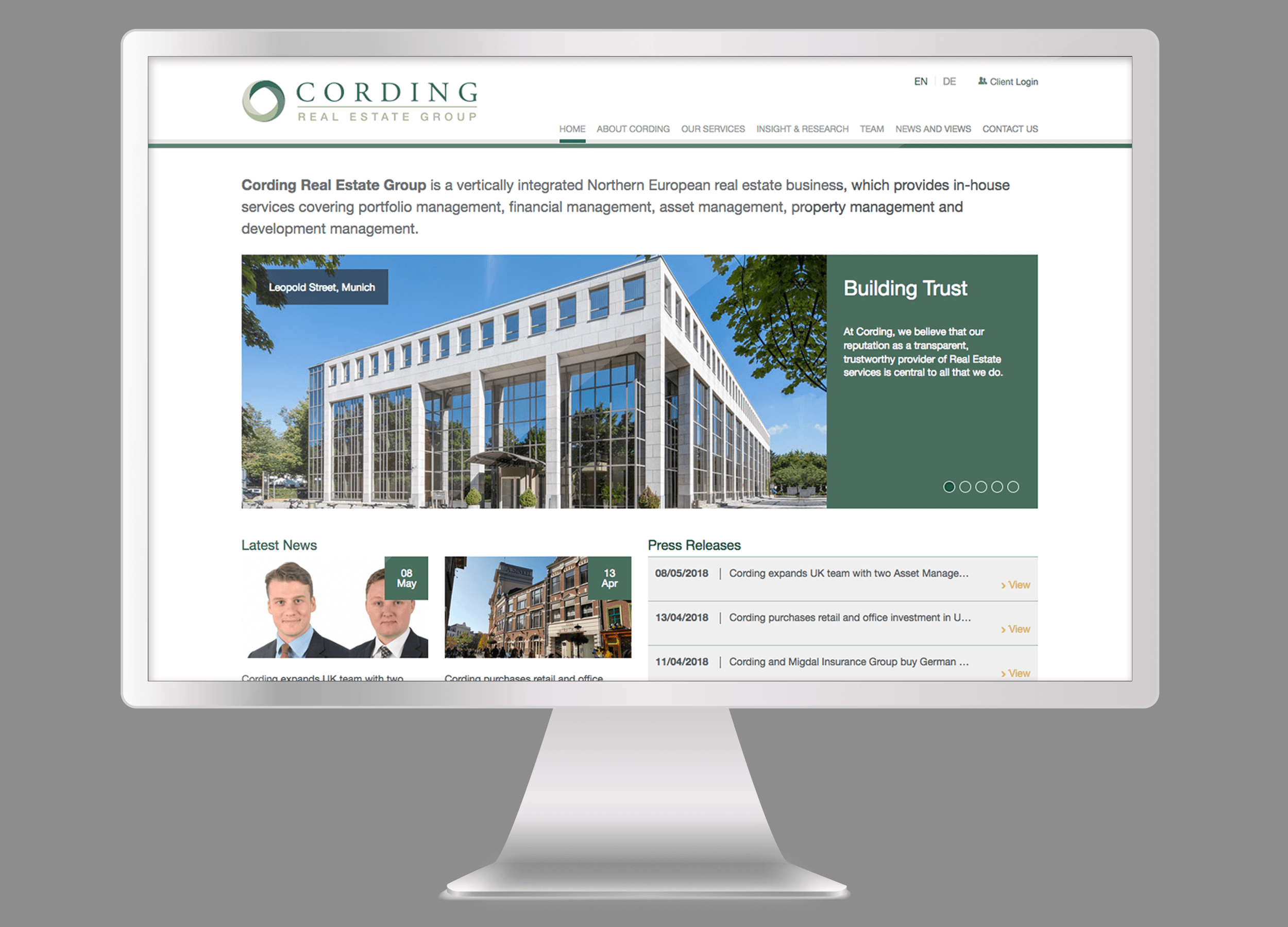 Cording Real Estate Group