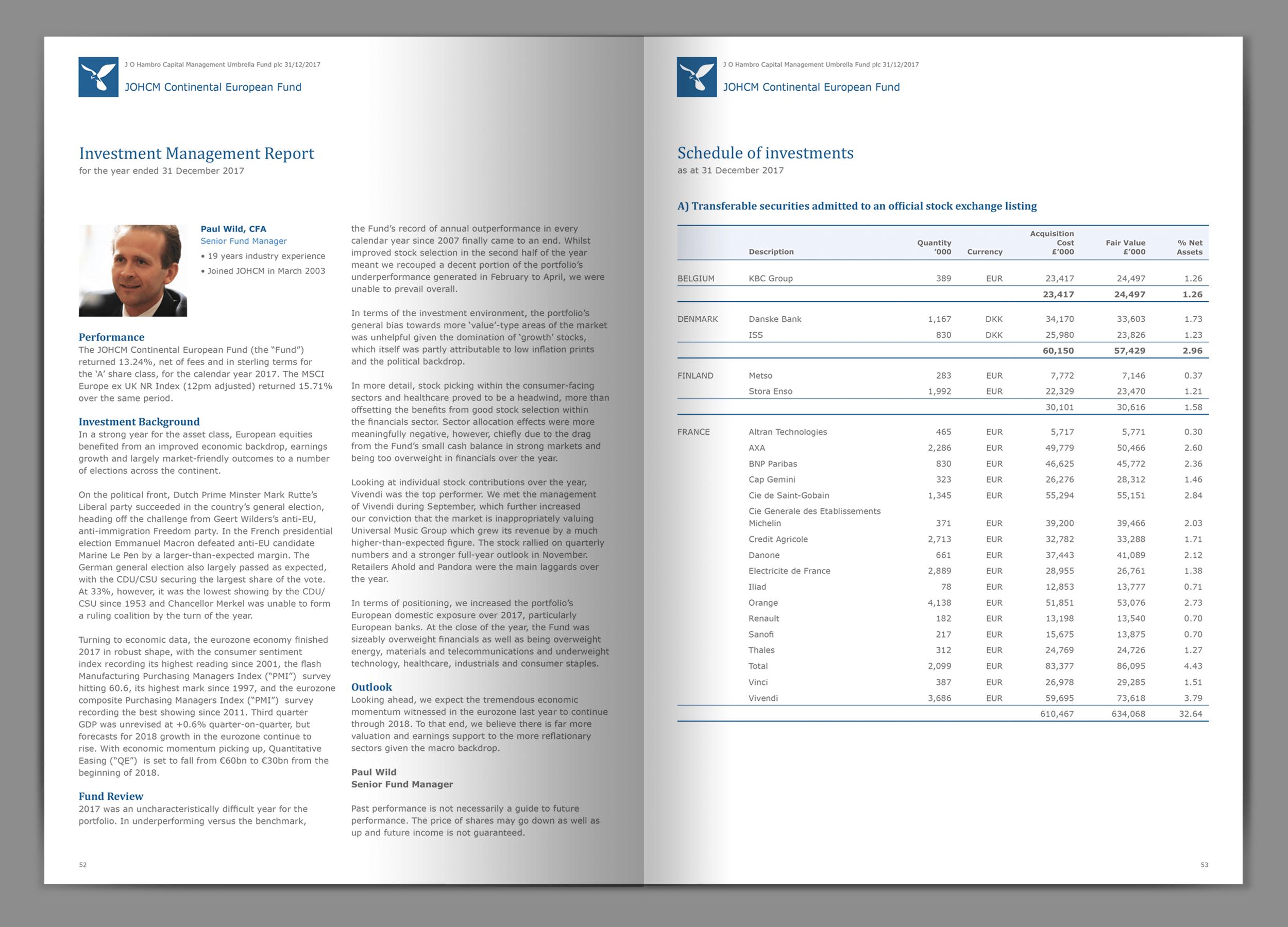 JOHCM Umbrella Fund plc